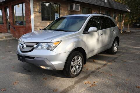 2007 Acura MDX for sale at Yaab Motor Sales in Plaistow NH