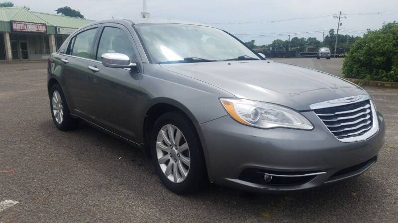 2013 Chrysler 200 for sale at Wrightstown Auto Sales LLC in Wrightstown NJ