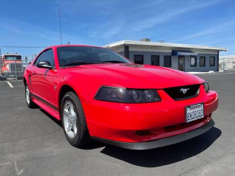 2002 Ford Mustang for sale at Approved Autos in Sacramento CA