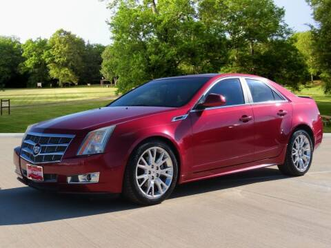 2011 Cadillac CTS for sale at Ron Carter  Clear Lake Used Cars in Houston TX