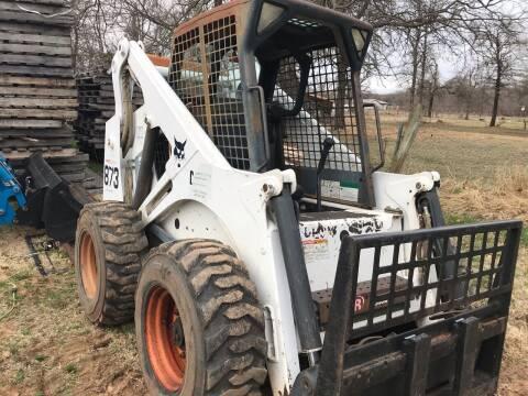 Bobcat 873 Turbo for sale at Americas Trucks in Jones OK