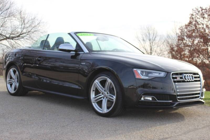 2013 Audi S5 for sale at Harrison Auto Sales in Irwin PA