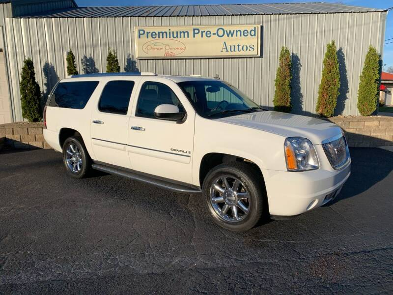 2007 GMC Yukon XL for sale at PREMIUM PRE-OWNED AUTOS in East Peoria IL