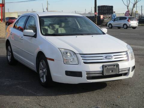 2007 Ford Fusion for sale at General Auto Sales Corp in Sacramento CA