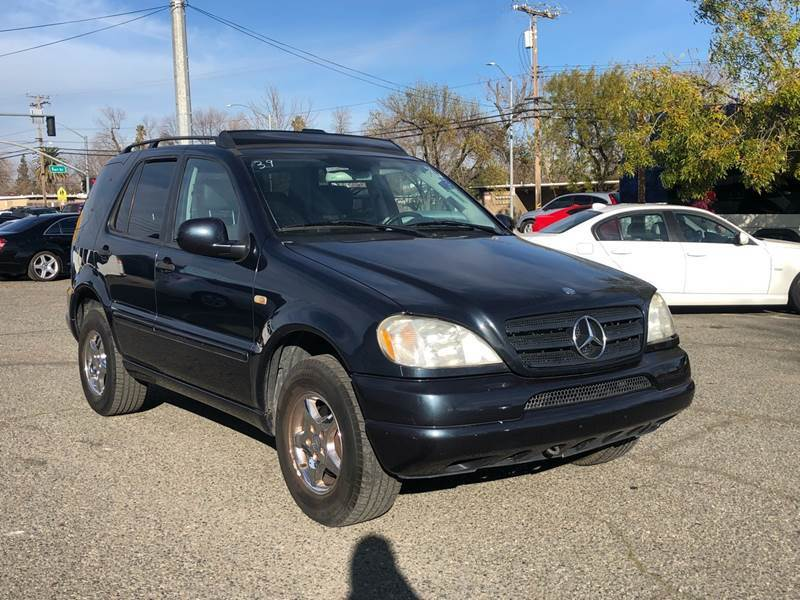 2000 Mercedes-Benz M-Class for sale at All Cars & Trucks in North Highlands CA
