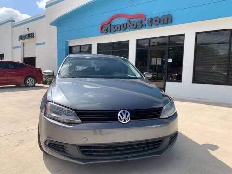 2011 Volkswagen Jetta for sale at ETS Autos Inc in Sanford FL