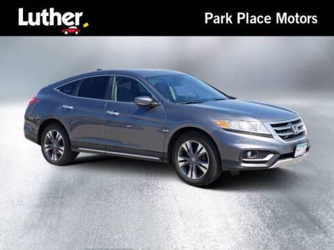 2013 Honda Crosstour for sale at Park Place Motor Cars in Rochester MN
