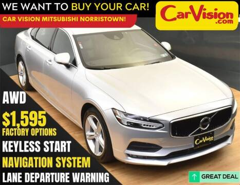 2019 Volvo S90 for sale at Car Vision Mitsubishi Norristown in Norristown PA
