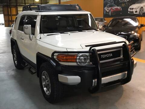 2011 Toyota FJ Cruiser for sale at Auto Imports in Houston TX