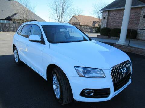 2013 Audi Q5 for sale at Just Drive Auto in Springdale AR