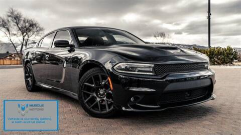 2017 Dodge Charger for sale at MUSCLE MOTORS AUTO SALES INC in Reno NV