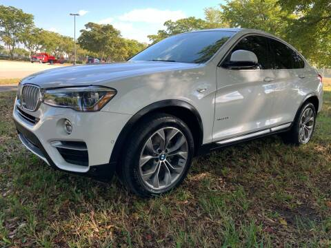 2018 BMW X4 for sale at Top Trucks Motors in Pompano Beach FL