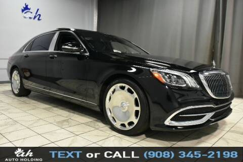 2019 Mercedes-Benz S-Class for sale at AUTO HOLDING in Hillside NJ