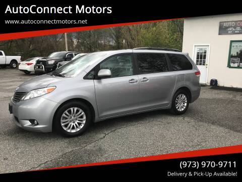 2011 Toyota Sienna for sale at AutoConnect Motors in Kenvil NJ