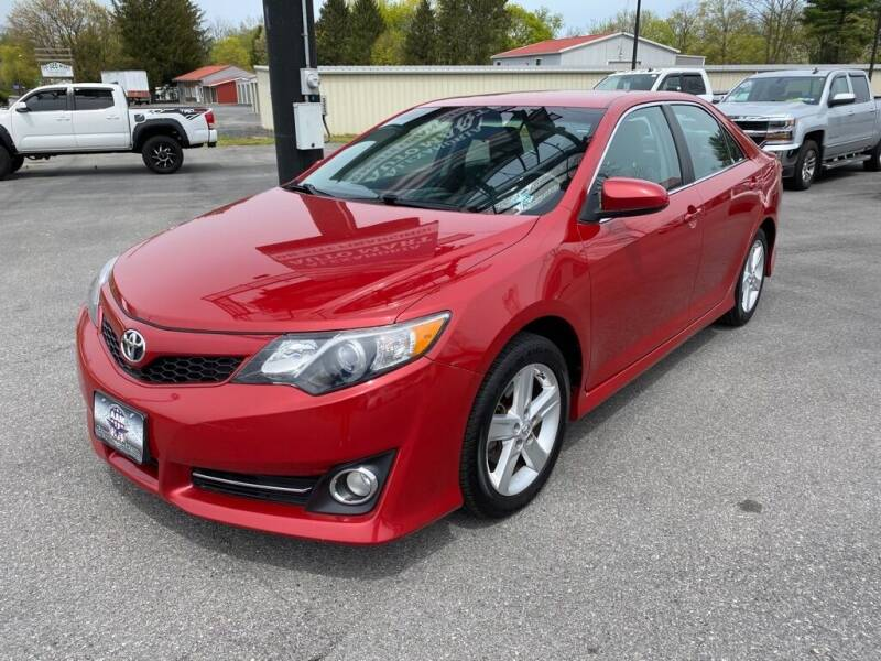 2013 Toyota Camry for sale at Alexandria Auto Mart LLC in Alexandria PA