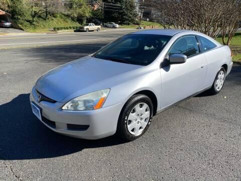 2004 Honda Accord for sale at Car World Inc in Arlington VA
