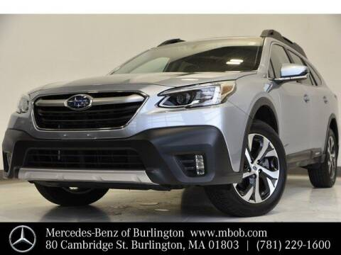 2020 Subaru Outback for sale at Mercedes Benz of Burlington in Burlington MA