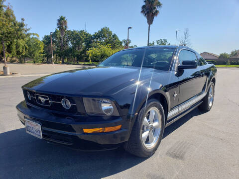 2008 Ford Mustang for sale at 707 Motors in Fairfield CA
