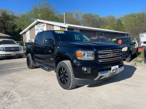 2016 GMC Canyon for sale at Victor's Auto Sales Inc. in Indianola IA