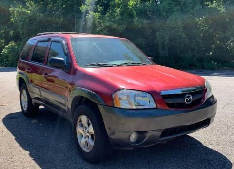 2003 Mazda Tribute for sale at Cobalt Cars in Atlanta GA