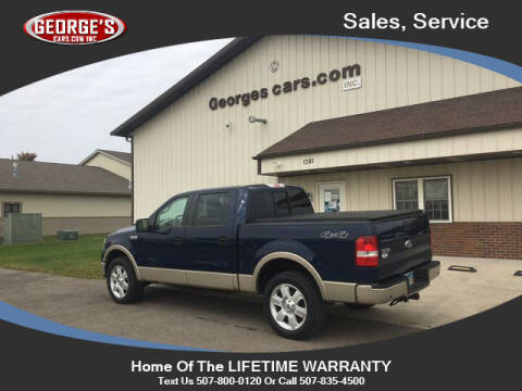 2007 Ford F-150 for sale at GEORGE'S CARS.COM INC in Waseca MN