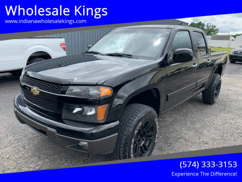 2010 Chevrolet Colorado for sale at Wholesale Kings in Elkhart IN