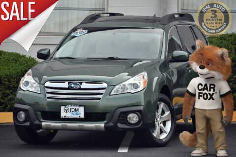2014 Subaru Outback for sale at JDM Auto in Fredericksburg VA