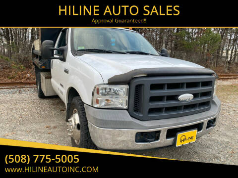 2005 Ford F-350 Super Duty for sale at HILINE AUTO SALES in Hyannis MA