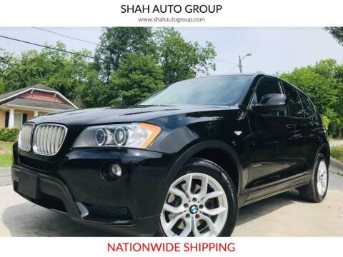 2012 BMW X3 for sale at E-Z Auto Finance - E-Biz Auto in Marietta GA