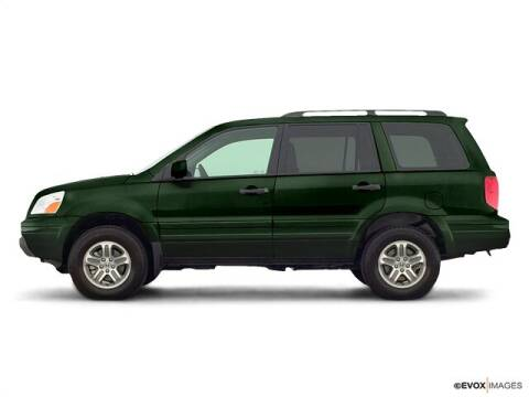 2003 Honda Pilot for sale at CHAPARRAL USED CARS in Piney Flats TN