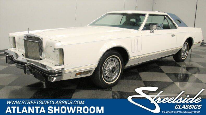 1978 Lincoln Continental for sale in Lithia Springs, GA