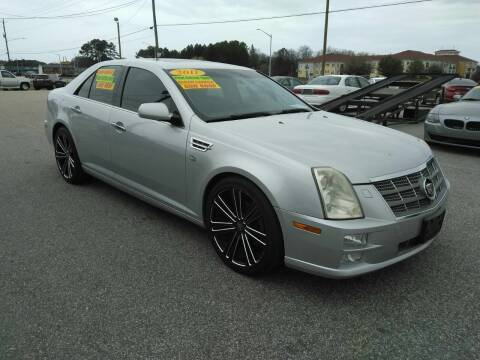 2011 Cadillac STS for sale at Kelly & Kelly Supermarket of Cars in Fayetteville NC