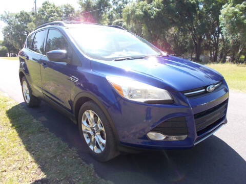 2013 Ford Escape for sale at LANCASTER'S AUTO SALES INC in Fruitland Park FL