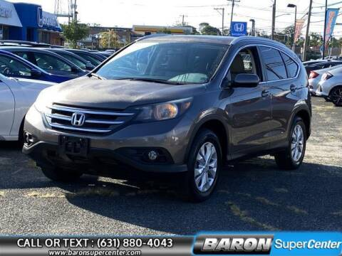2013 Honda CR-V for sale at Baron Super Center in Patchogue NY