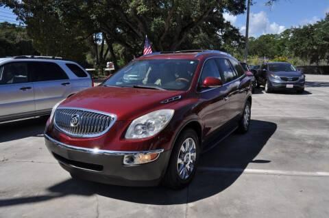 2011 Buick Enclave for sale at STEPANEK'S AUTO SALES & SERVICE INC. in Vero Beach FL