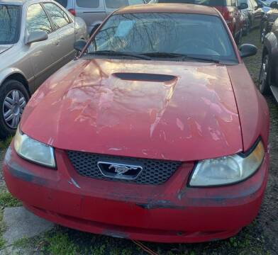 1999 Ford Mustang for sale at Ody's Autos in Houston TX