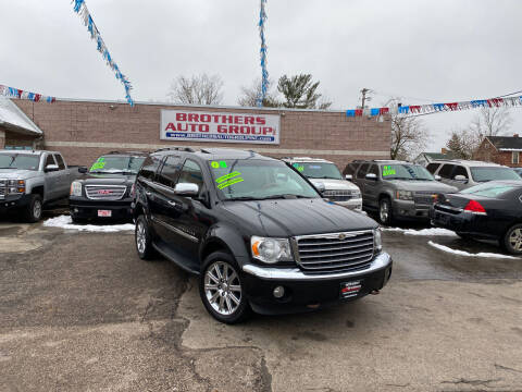 2008 Chrysler Aspen for sale at Brothers Auto Group in Youngstown OH