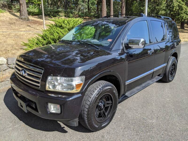 2006 Infiniti QX56 for sale at All Star Automotive in Tacoma WA
