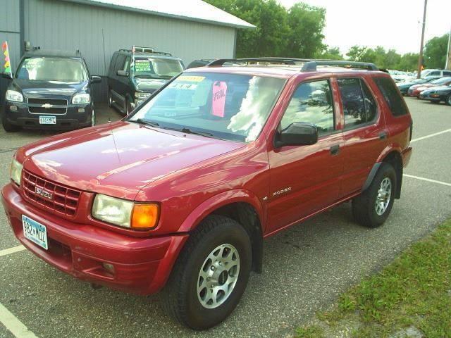 1998 Isuzu Rodeo for sale in Hutchinson, MN