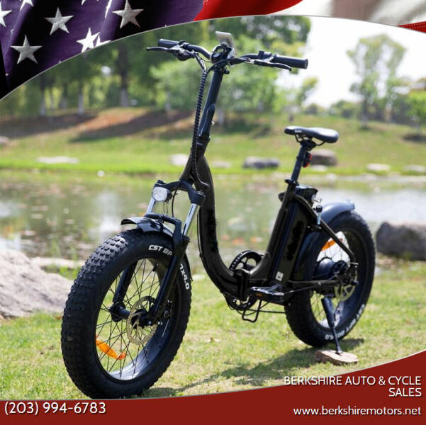 2021 Berkshire Suspension fork 750W 48V for sale at Berkshire Auto & Cycle Sales in Sandy Hook CT