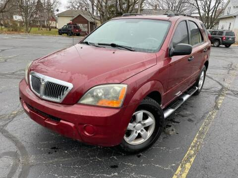 2007 Kia Sorento for sale at Your Car Source in Kenosha WI