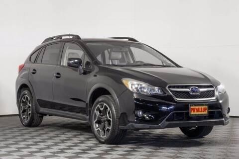 2015 Subaru XV Crosstrek for sale at Washington Auto Credit in Puyallup WA