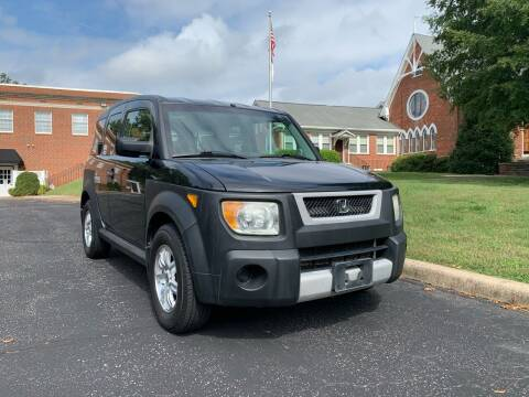 2006 Honda Element for sale at Automax of Eden in Eden NC
