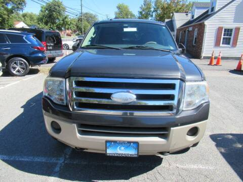 2007 Ford Expedition EL for sale at Balic Autos Inc in Lanham MD