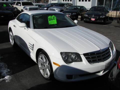 2004 Chrysler Crossfire for sale at CLASSIC MOTOR CARS in West Allis WI
