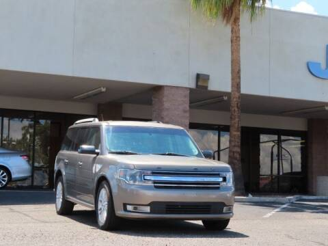 2013 Ford Flex for sale at Jay Auto Sales in Tucson AZ