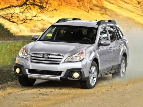 2013 Subaru Outback for sale at Ken Ganley Nissan in Medina OH