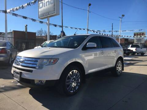 2008 Ford Edge for sale at Dino Auto Sales in Omaha NE