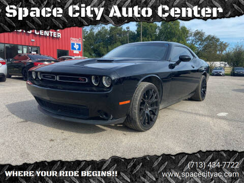 2016 Dodge Challenger for sale at Space City Auto Center in Houston TX
