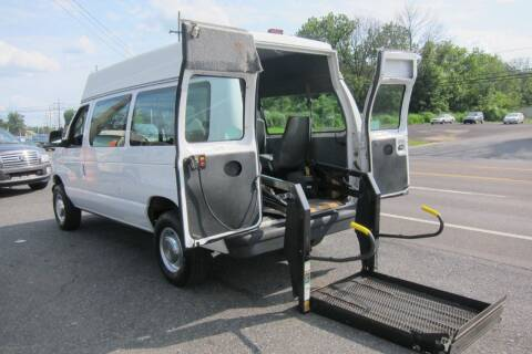 2003 Ford E-Series Cargo for sale at K & R Auto Sales,Inc in Quakertown PA
